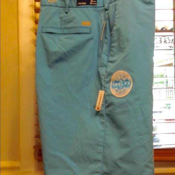 Izod Other - Mens IZOD Advantage Flat Front Shorts. Cool FX
